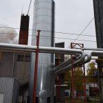 Tlačni toplovodni akumulator topline volumena 70 m3