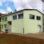 Toplovodna kotlovnica 1.000 kW ložena drvnom biomasom