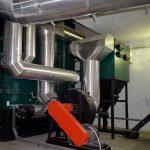 Kotlovnica na biomasu toplinske snage 3 MW